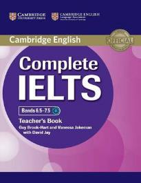 COMPLETE IELTS BANDS 6.5 - 7.5 TEACHER'S BOOK