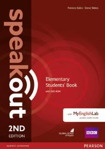 SPEAK OUT ELEMENTARY STUDENT'S BOOK (+ MY ENGLISH LAB) 2ND ED