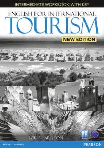 ENGLISH FOR INTERNATIONAL TOURISM INTERMEDIATE WORKBOOK WITH KEY (+ CD PACK) 2ND ED