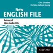 NEW ENGLISH FILE ADVANCED CD CLASS (4)