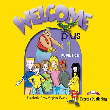 WELCOME PLUS 1 CD (1)
