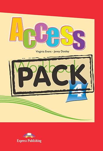 ACCESS 4 WORKBOOK (+ DVD + PRESENTATION SKILLS + DIGIBOOK APP.)