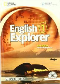 ENGLISH EXPLORER 1 WORKBOOK (+ CD) INTERNATIONAL