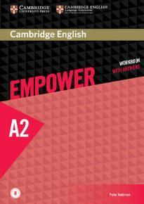 EMPOWER A2 WORKBOOK WITH KEY ( + ON LINE AUDIO)