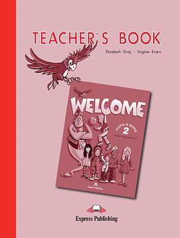 WELCOME 2 TEACHER'S BOOK