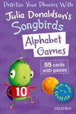 OXFORD READING TREE SONGBIRDS ALPHABET FLASHCARDS