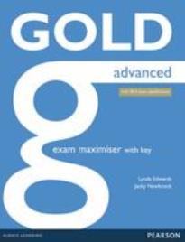 GOLD ADVANCED (+ONLINE AUDIO) EXAM MAXIMISER WITH KEY