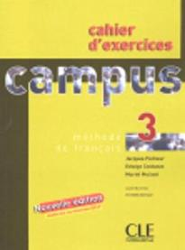 CAMPUS 3 CAHIER N/E