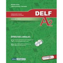 DELF A2 ORAL METHODE N/E