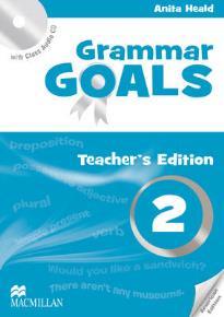 GRAMMAR GOALS 2 TEACHER'S BOOK  PACK AMERICAN ENGLISH