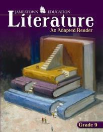 JAMESTOWN EDUCATION LITERATURE AN ADAPTED READER GRADE 10 TEACHER'S BOOK  PB