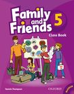 FAMILY AND FRIENDS 5 STUDENT'S BOOK (+ MULTI-ROM)