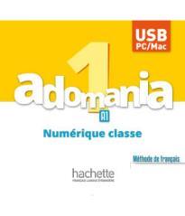 ADOMANIA 1 A1 MANUEL NUMERIQUE ENSEIGNANT (CLE USB)