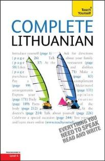 TEACH YOURSELF COMPLETE LITHUANIAN