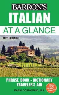 BARRON'S ITALIAN AT A GLANCE