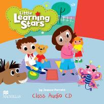 LITTLE LEARNING STARS CD CLASS