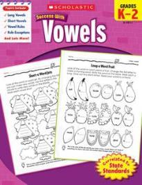 SUCCESS WITH VOWELS (GRADES K-2)