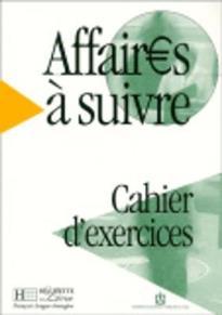 AFFAIRES A SUIVRE CAHIER