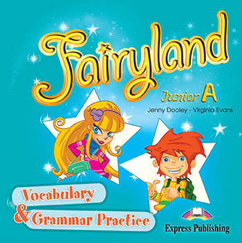 FAIRYLAND JUNIOR A VOCABULARY & GRAMMAR PRACTICE CD