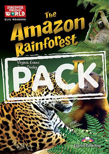 DAW : THE AMAZON RAINFOREST II TEACHER'S BOOK  PACK (+ CD-ROM + CROSS-PLATFORM APPLICATION)