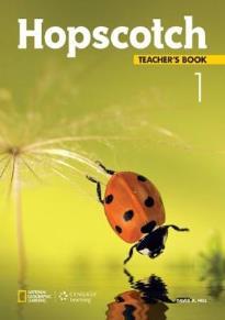 HOPSCOTCH 1 TEACHER'S BOOK  (+ CLASS AUDIO CD + DVD)