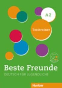 BESTE FREUNDE 2 A2 TESTTRAINER (+ AUDIO CD)