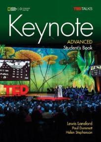 KEYNOTE ADVANCED STUDENT'S BOOK (+ DVD)