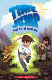 POPCORN ELT READERS 2: TIME JUMP: BACK TO THE STONE AGE (+ ONLINE RESOURCES)
