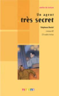 ADL : UN AGENT TRES SECRET A2 (+ CD)