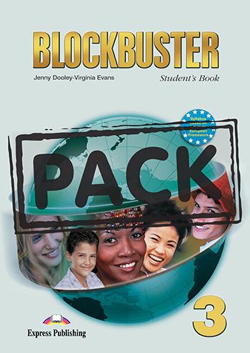 BLOCKBUSTER 3 STUDENT'S BOOK PACK (+ CD)