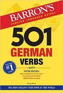 BARRON'S 501 GERMAN VERBS 5TH ED