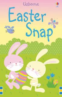 USBORNE ACTIVITY CARDS : EASTER SNAP
