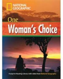 NGR : ONE WOMAN'S CHOICE B1 (+ DVD)