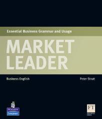 MARKET LEADER ESSENTIAL BUSINESS GRAMMAR & USAGE