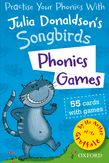 OXFORD READING TREE SONGBIRDS PHONICS FLASHCARDS