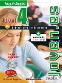 JOVEN.ES 4 ALUMNO (+ CD)