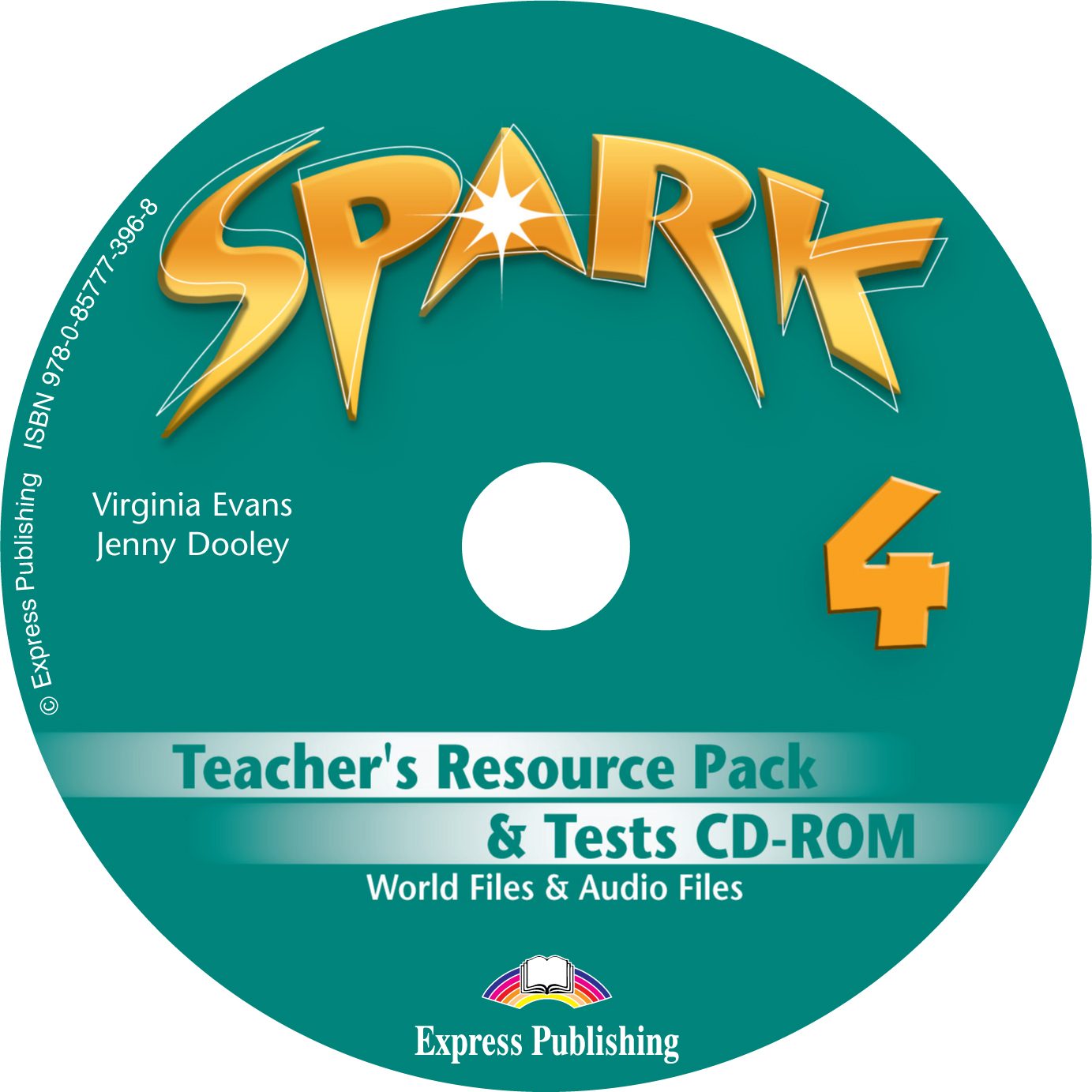 SPARK 4 TEACHER'S BOOK  RESOURCE PACK (+ TESTS) CD-ROM