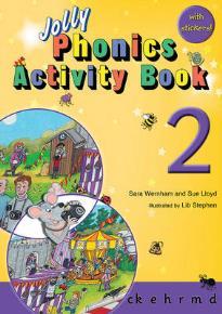 JOLLY PHONICS ACTIVITY BOOK 2 PB