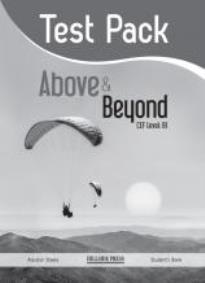 ABOVE & BEYOND B1 TEST