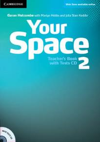 YOUR SPACE 2 TEACHER'S BOOK
