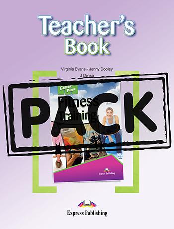 CAREER PATHS FITNESS TRAINING TEACHER'S BOOK  PACK