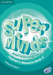 SUPER MINDS 3 TEACHER'S BOOK  RESOURCE PACK (AMERICAN EDITION)