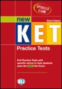 KET PRACTICE TESTS (+ KEY + CD)