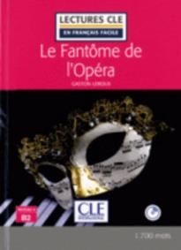 LCEFF 4: LE FANTOME DE L'OPERA (+ AUDIO CDs) 2ND ED