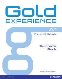 GOLD EXPERIENCE A1 TEACHER'S BOOK