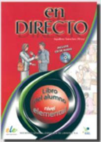 EN DIRECTO 1 ALUMNO (+ CD)