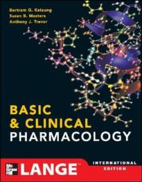 BASIC AND CLINICAL PHARMACOLOGY 12TH ED PB