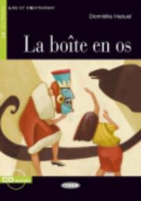 LES 1: LA BOÎTE EN OS (+ CD)