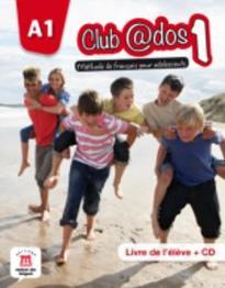 CLUB @DOS 1 METHODE (+ CD)