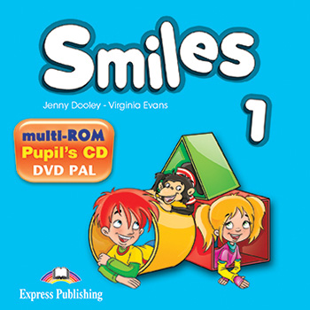 SMILES 1 MULTI-ROM PAL STUDENT'S